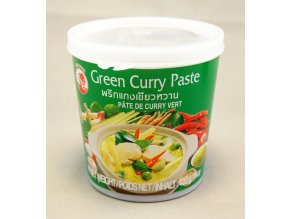 Cock Brand Green Curry Paste 50g