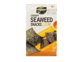 Bibigo Cripsy Seaweed Snacks sesame 5g