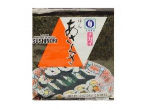 Nagai Asakusa sushi NORI 10p