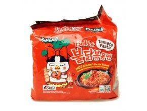 SamYang Buldag Hot Chicken Ramen Tomato 5p