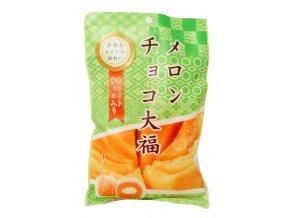 Seiki Melon Choco Daifuku 160g