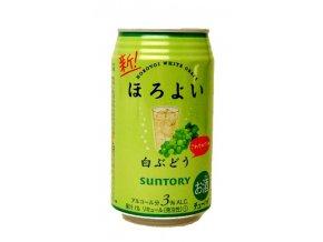 Suntory Horoyoi White Grape 350ml