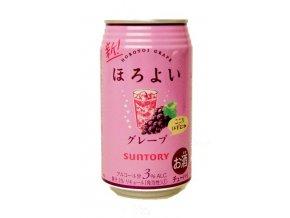 Suntory Horoyoi Grape 350ml