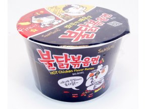 SamYang Hot Chicken Ramen big bowl 105g - prošlé datum minimální trvanlivosti