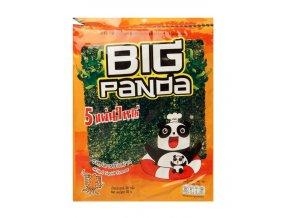 Big Panda Grilled Squid Flavour Seaweed 30g