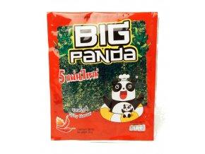 Big Panda Flavour Seaweed  Chilli 30g