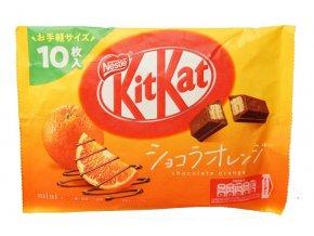 Nestle KitKat Choco Orange 10p