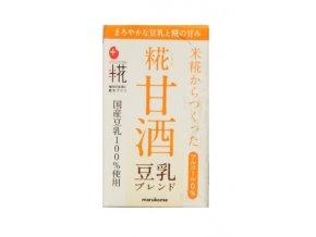 Marukome Koji Amazake Soy Milk 125ml