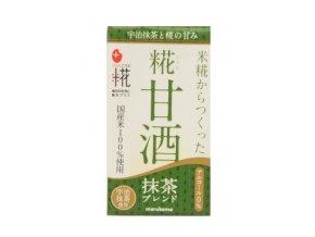 Marukome Koji Amazake Matcha 125ml