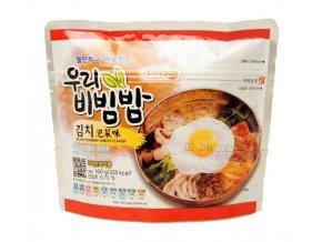 Easybab Woori Bibimbap Kimchi Flavor 100g
