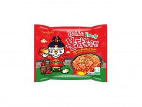 4028 samyang instantni smazene nudle hot chicken kimchi ramen 140g