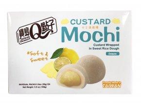 Custard Mochi Lemon 168 g