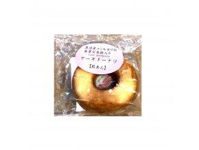 Taiyo Food Cake Dougnnuts Beans 36g