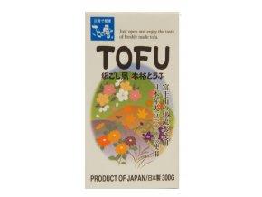 Sato no Yuki Tofu japonské tofu 300g - prošlé datum minimální trvanlivosti