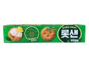 Lotte Sand Cookies Ananas 105g