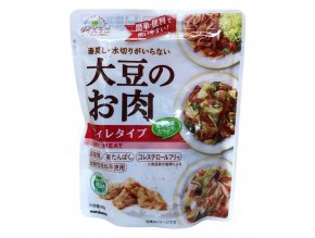 Marukome Soybean Meat Filet 90g
