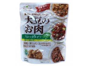 Marukome Soybean Meat Block 90g