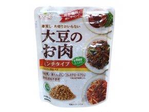 Marukome Soybean Meat Minced 90g