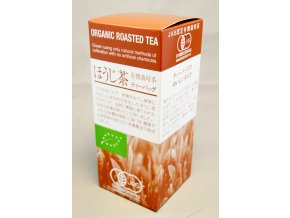 Hamasa Shoten Bio Houjicha Tea Bag 20p