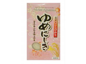 Yume Nishiki rýže na sushi 1kg