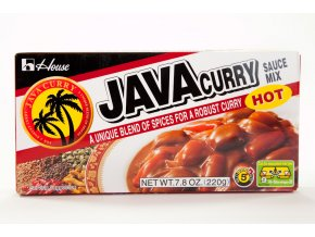Java Curry Hot 185g