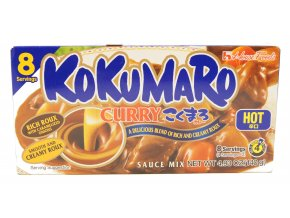 House Kokumaro Curry Hot 140g
