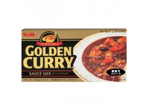 golden curry hot