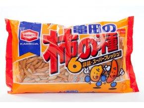 Kameda Kaki no Tane rýžové krekry 200g