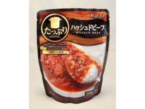 Hachi Tappuri Hashed Beef 250g