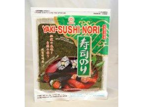 Marufuji Yaki Sushi Nori Midori 10p