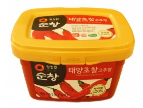 Haechandle Hot Red Pepper Paste 500g