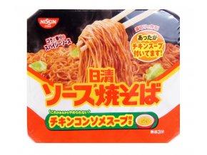 Nissin Sauce Yakisoba cup