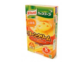 Knorr Corn Soup instantní polévka s kukuřicí 141g