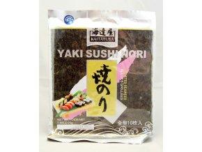 Kaitatuya Yaki sushi NORI 10p
