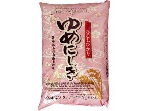 Yume Nishiki Rýže na sushi 5kg