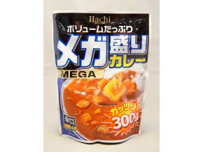 Hachi Megamori Kare Karakuchi  ( hot ) 300g
