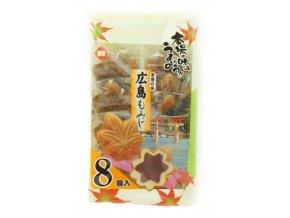 Kotobuki Hiroshima Momiji fazolové koláčky 304g