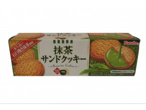 Furuta Matcha Cookie sušenky se zeleným čajem Matcha 117g