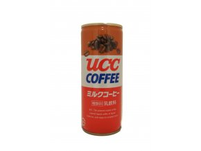 UCC Can Coffee - Milk & Coffee 250ml