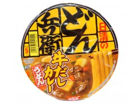 Nissin Donbei Koku Curry Udon 91g