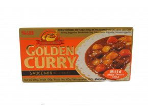 S&B Golden Curry Mild 100g
