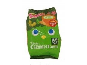 Tohato Super Caramel Corn Matcha Milk 70g