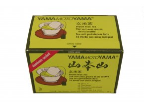 YAMAMOTOYAMA Genmaicha Tea Bag zelený čaj, 32g