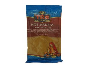 TRS Madras Curry Powder Hot 100g - koření kari