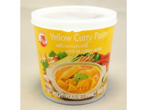 Cook Brand Yellow Curry Paste 400g