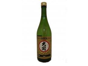 Ozeki Sake rýžové víno 750ml