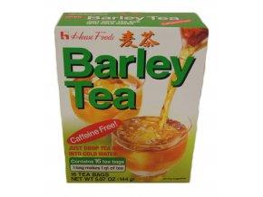 House Mugicha Tea Bag čaj z ječmene 144g