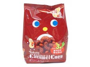 Tohato Caramel Corn Cacao 77g