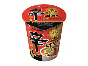 Nong Shim Shin Cup Ramen instatní polévka 75g