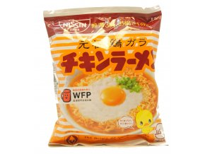 Nissin Damae Ramen Chicken 1p